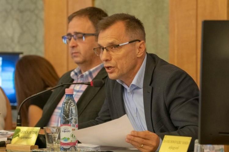 Hegedüs Péter balmazújvárosi polgármester indul az ellenzéki előválasztáson