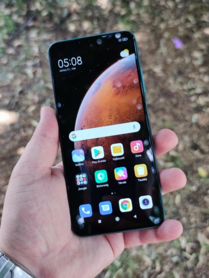 Mobiltelefont teszteltünk: Xiaomi Redmi Note 10 5G