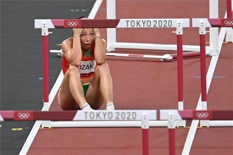 Sírás lett a vége Kozák Luca olimpiai szereplésének