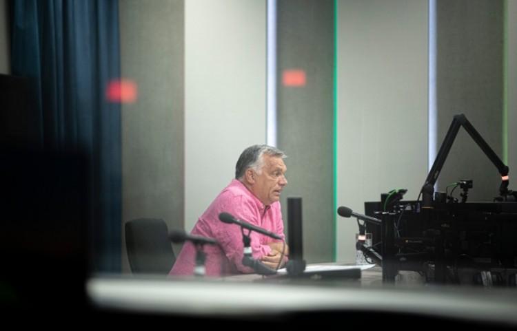Orbán Viktor: magyarokat és afgánokat is ki kell még mentenünk Afganisztánból