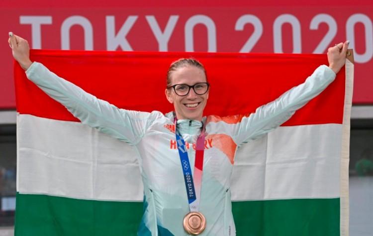 Kovács Sarolta térdműtét után érmet nyert Tokióban