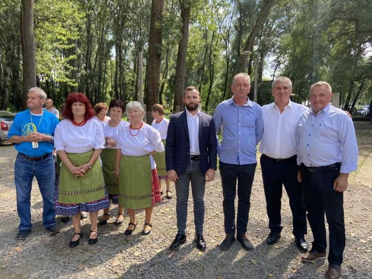 A Tisza partján találkoztak a hajdú-bihari nyugdíjasok