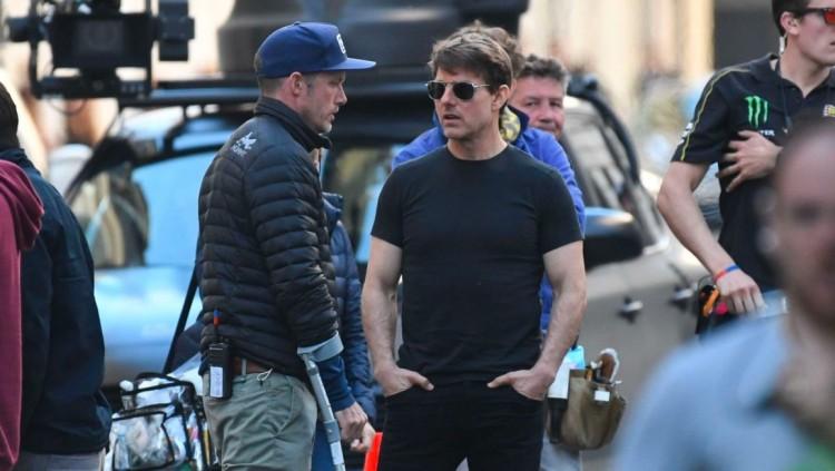 Nem lehetetlen küldetés: ellopták Tom Cruise BMW-jét