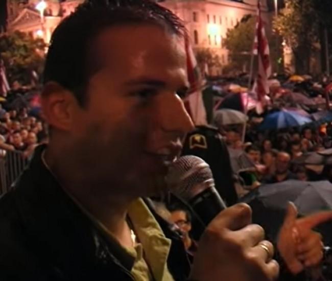 Toroczkai László: a 2006-os felkelést a pártok elárulták