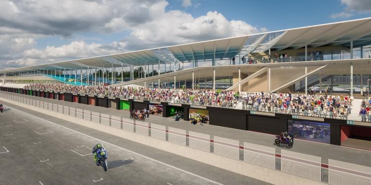 Indulhat a hajdúnánási MotoGP-komplexum tervezése!