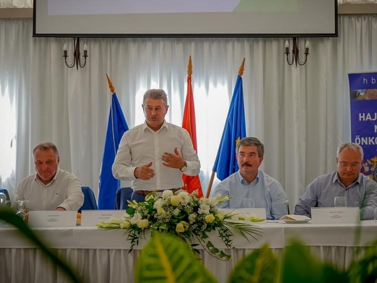 Nyíradonyban folytatták a polgármesterekkel történő egyeztetést