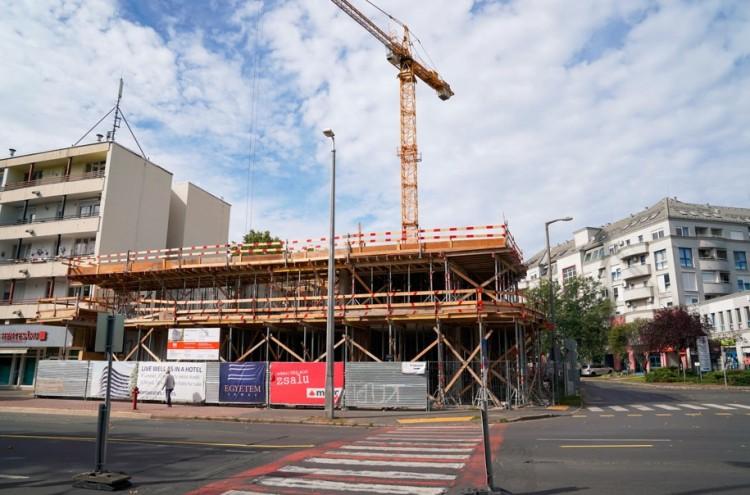 Elképesztő! Debrecenben már 873 ezer forint az átlagos négyzetméterár