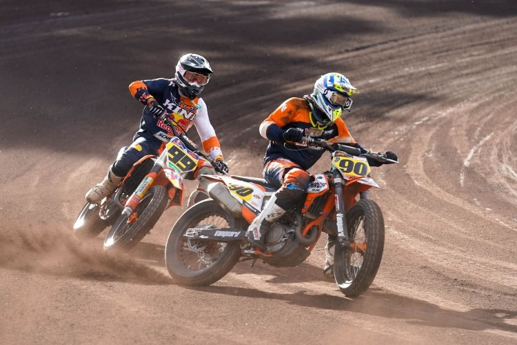 Finn győzelem azon a motorversenyen, amilyet nem rendezték még Debrecenben