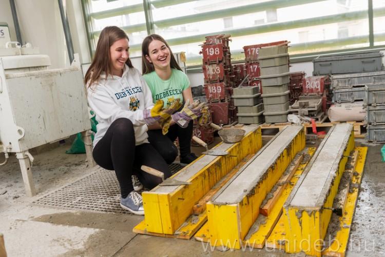Újdonságok a Debreceni Egyetem mérnökképzésében