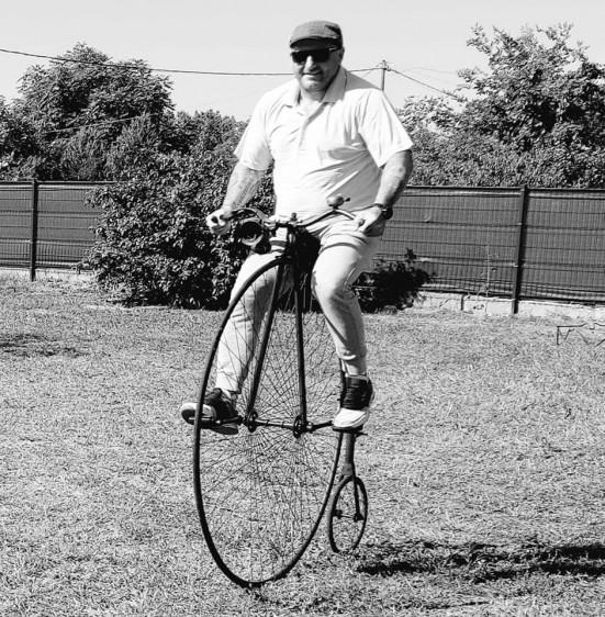 A bicikliseket biztosan érdekli ez a debreceni időutazás