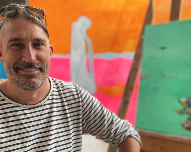 Debreceni művész mutatkozik be Londonban
