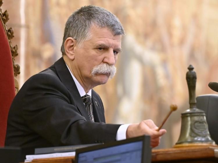 A DK-s politikus átlépte a határt Kövér László szerint