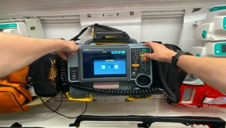 Először a debreceni mentők kapják meg a legmodernebb eszközt