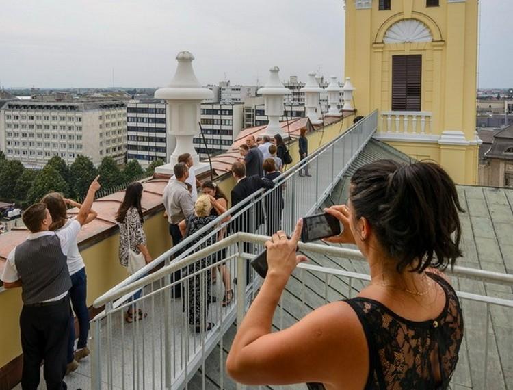 Debrecentérsége népszerű - rekordot döntött a belföldi turizmus