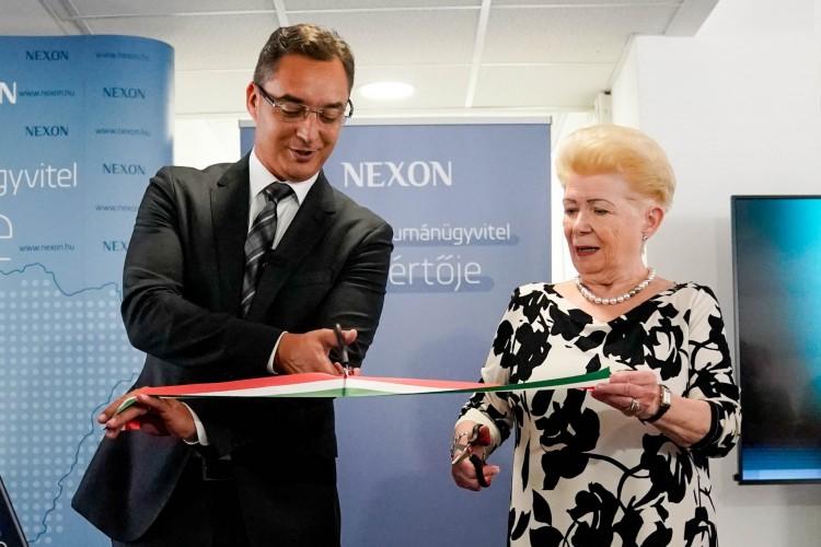 Új szolgáltatóközpontot nyitott a NEXON Debrecenben
