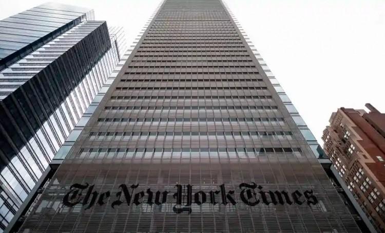A The New York Times összekeverte Magyarországot Romániával