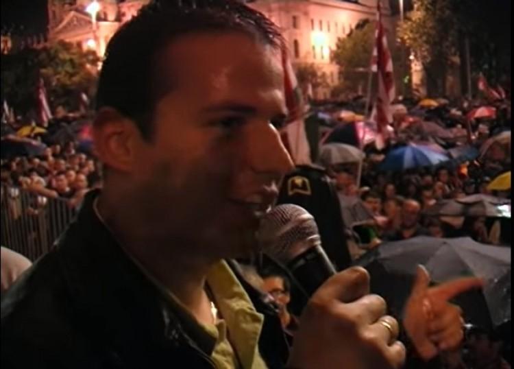 """A 2006-os felkelést a pártok elárulták – így a tévéostrom """"szellemi atyja"""""""