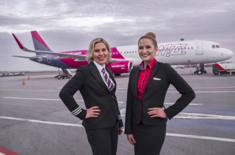 Állást kínál a Wizz Air - pályakezdőket és a karrierváltókat is várnak