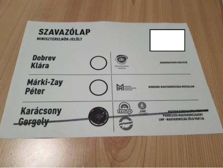 Dobrev Klára vagy Márki-Zay Péter? - megkezdődött a döntő
