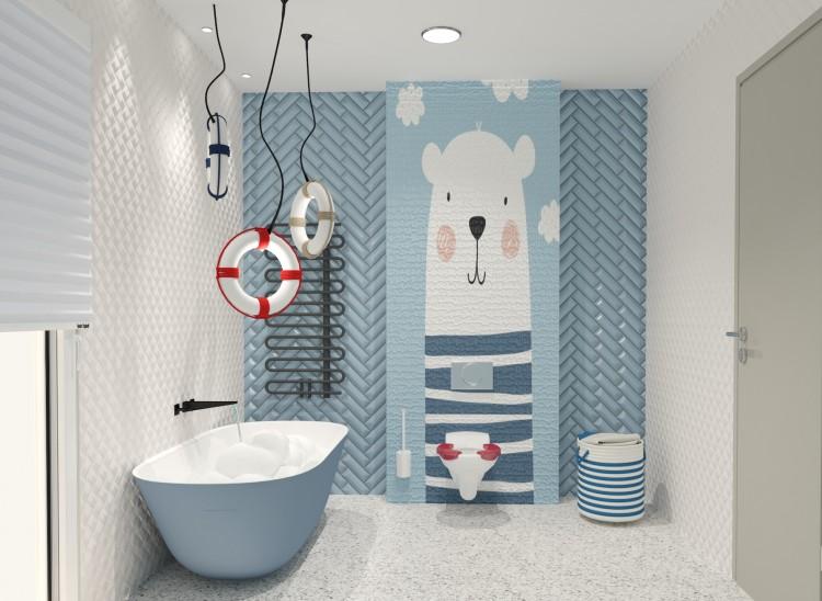 Hogyan alakítsunk ki gyerekfürdőszobát?
