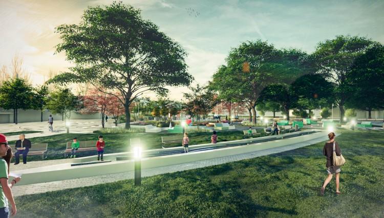 Attraktív utcává alakítják a hajdúszoboszlói sétányt