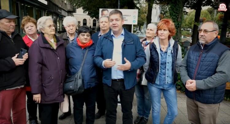 Az MSZP változtatott: Márki-Zay Pétert támogatják