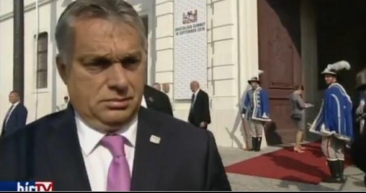 Na, kit balfaszozott le Orbán Viktor?