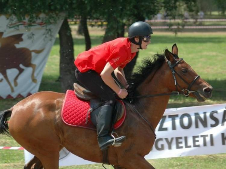 Diadal! A kisvárdai lovas megcsinálta!