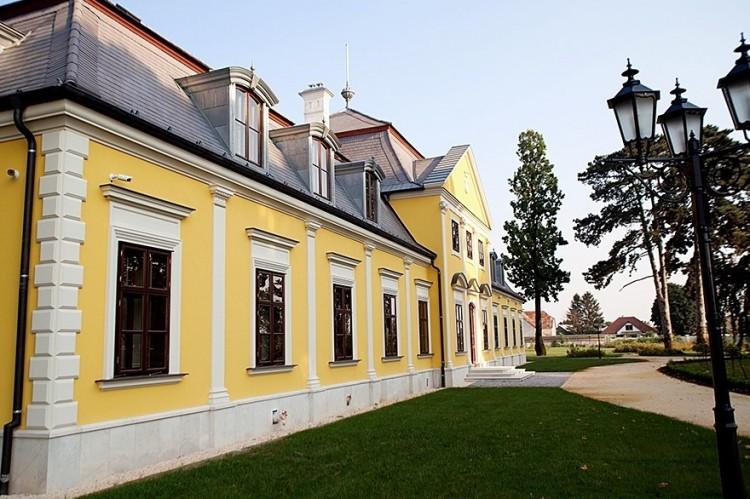 A mándoki kastély nagy elismerést kapott