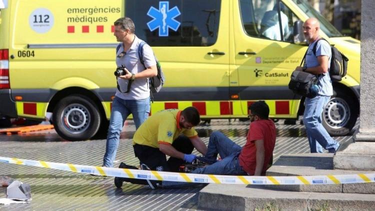 Terror. A rendőrök ismerték a barcelonai gázolót