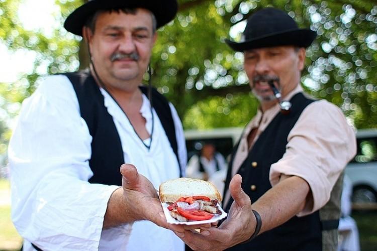 Galéria: régi ízek fesztiválja a Sóstói Múzeumfaluban
