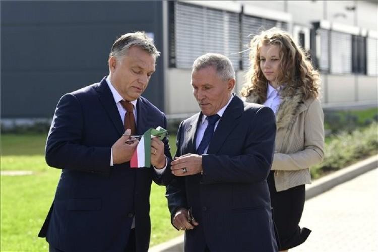 Orbán Viktor Nyíregyházán