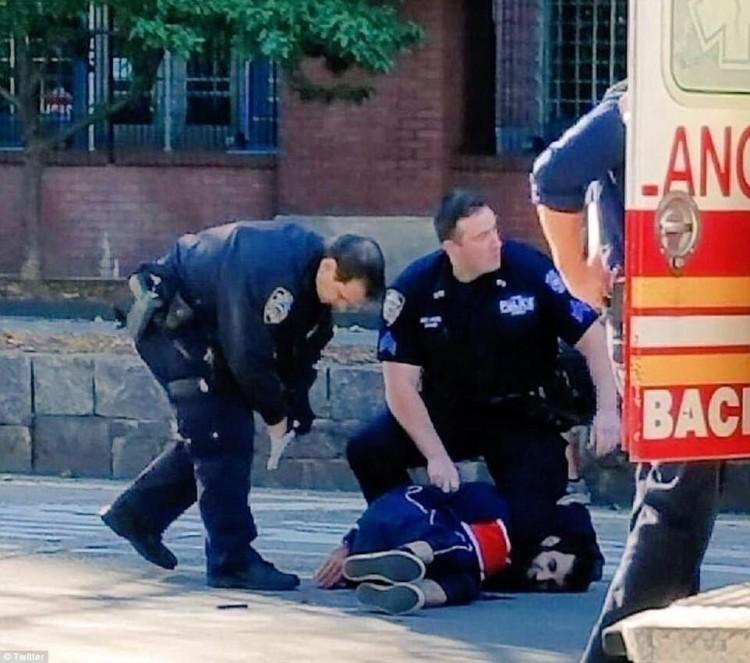 New York: hatalmas a rendőri készültség