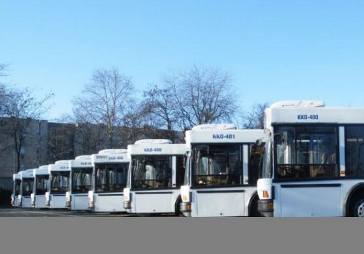 Lesz hol tankolniuk az új nyíregyházi buszoknak
