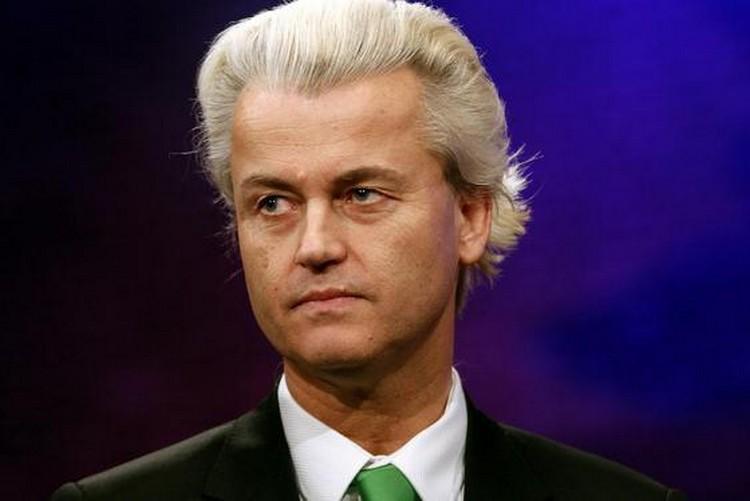 Nyíregyházára érkezik a holland szélsőjobb vezére