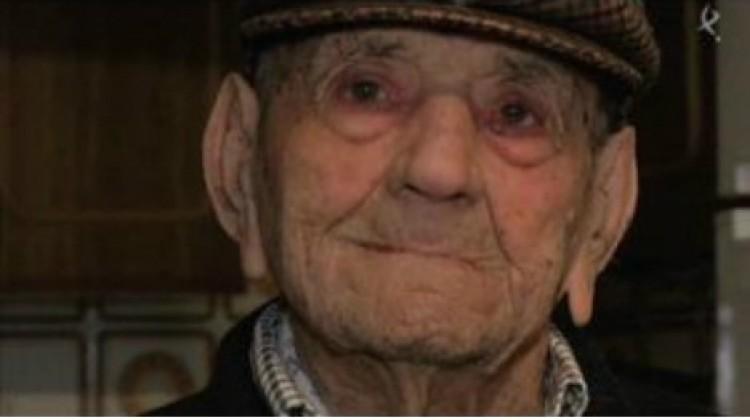 Ő volt a legidősebb a világon