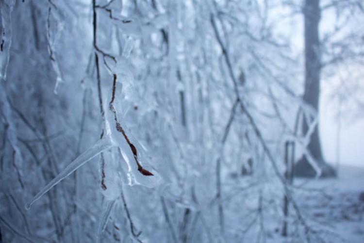 Megdőlt a hidegrekord. Két szabolcsi város az élen