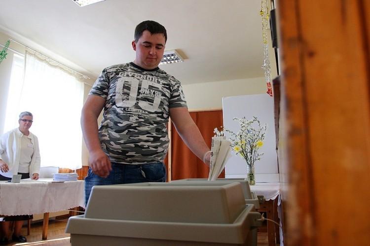 Hinné? Van egy szavazókör Szabolcs-Szatmár-Beregben, ahol eddig 22-en járultak az urnához