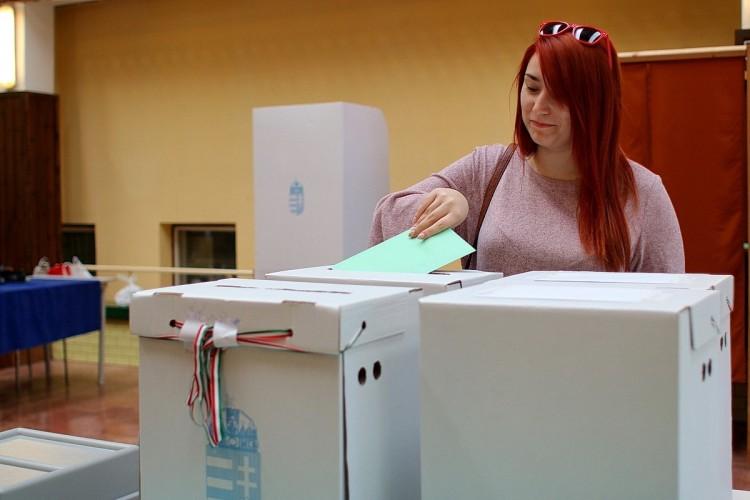 A nyíregyházi egyesben nagyon pörög a szavazás