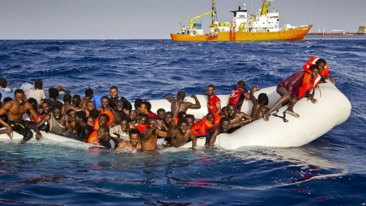 A tagállamok közt dobnák szét az olasz földre lépő migránsokat