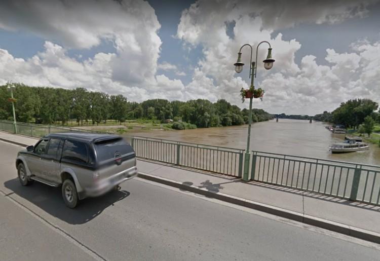 Megújul a tokaji Tisza-híd