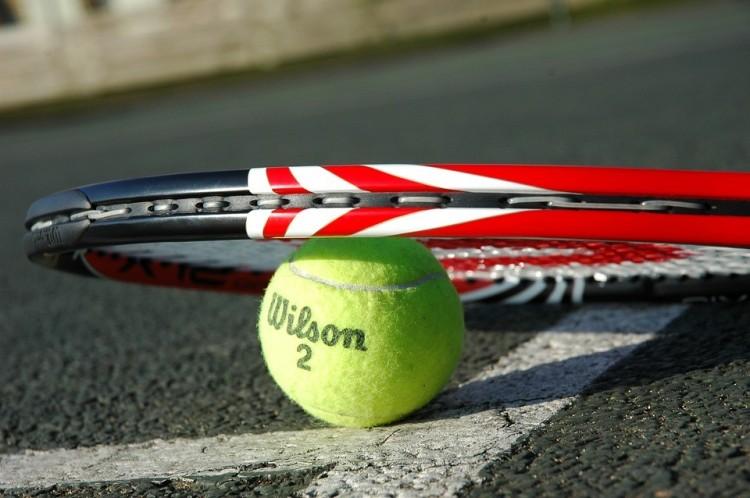 A nyíregyházi teniszcsillag meccsét elmosta az eső