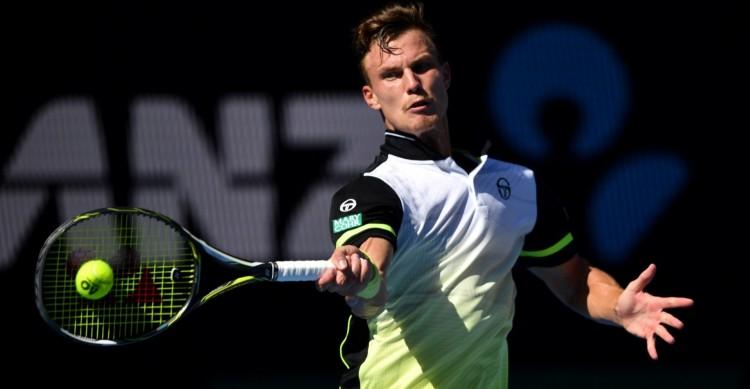 Fucsovics búcsúzott a pekingi tenisztornától