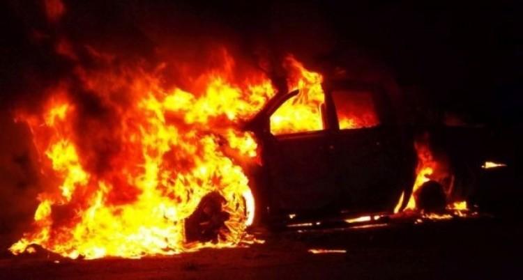 Lángok csaptak fel Nyíregyháza belvárosában