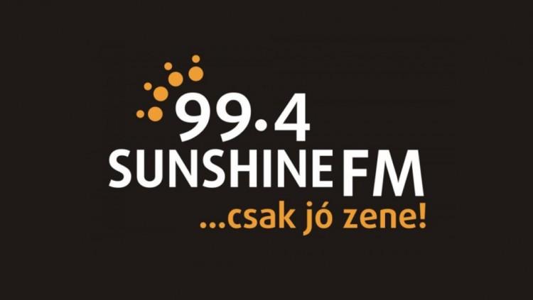 Ragyogó napja van a Sunshine FM-nek