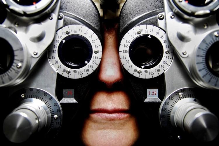 Ebben a nyíregyházi kórházban száz éve gyógyítják szemeinket