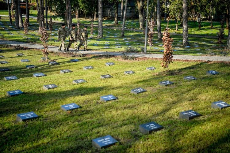Debrecenben emlékezett a hősökre a miniszter