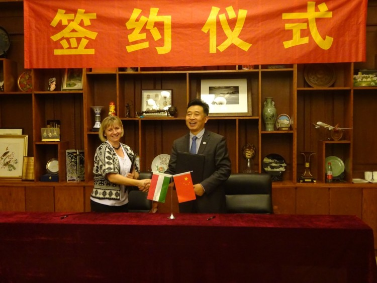 Cserediákok jöhetnek Kínából Nyíregyházára