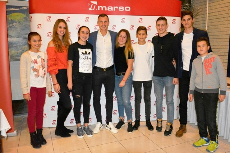 A legjobb magyar a nyíregyházi teniszklubban