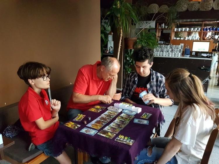 Mit szólna egy parti sakkhoz Nyíregyházán?